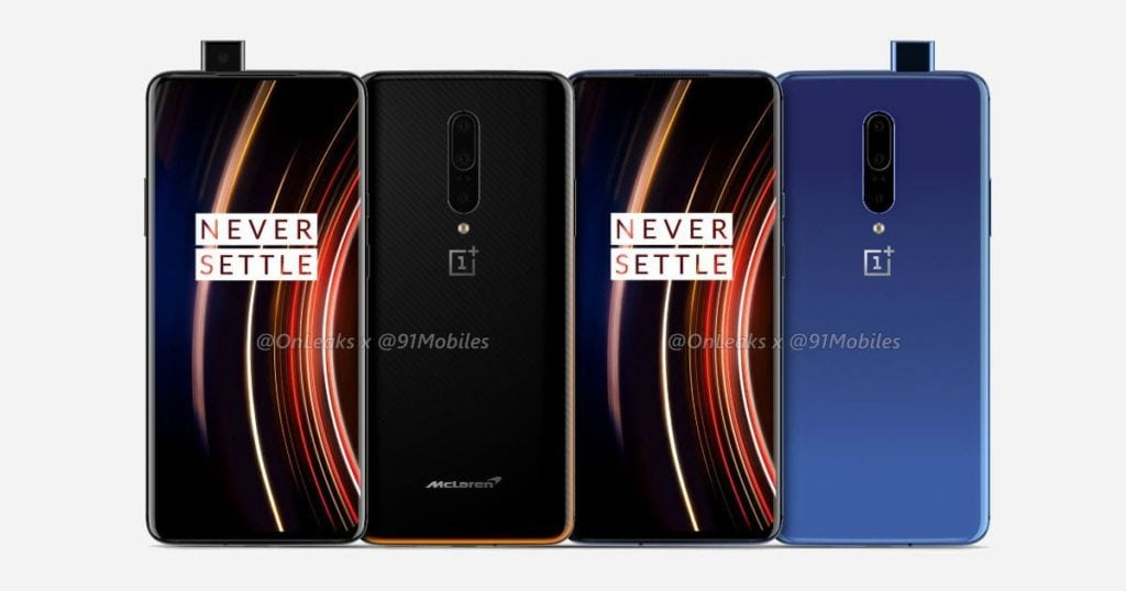 OnePlus 7T Pro & McLaren Edition: What We Know So Far 2